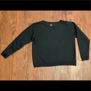Hanes sweater